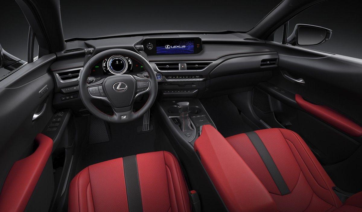 Lexus UX 2019 Dimensioni Idées de design, Semestre