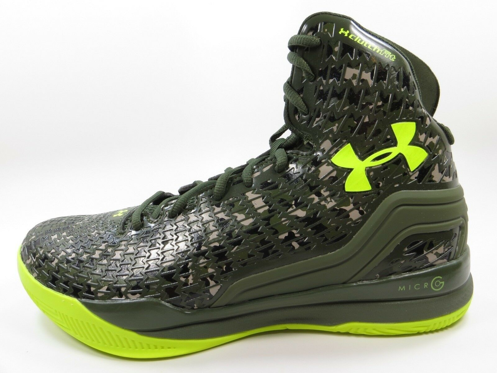 93058c87742c UA Under Armour Clutchfit Drive Wounded Warrior Project Stephen Curry SIZE  13 - Curry 4 Shoes