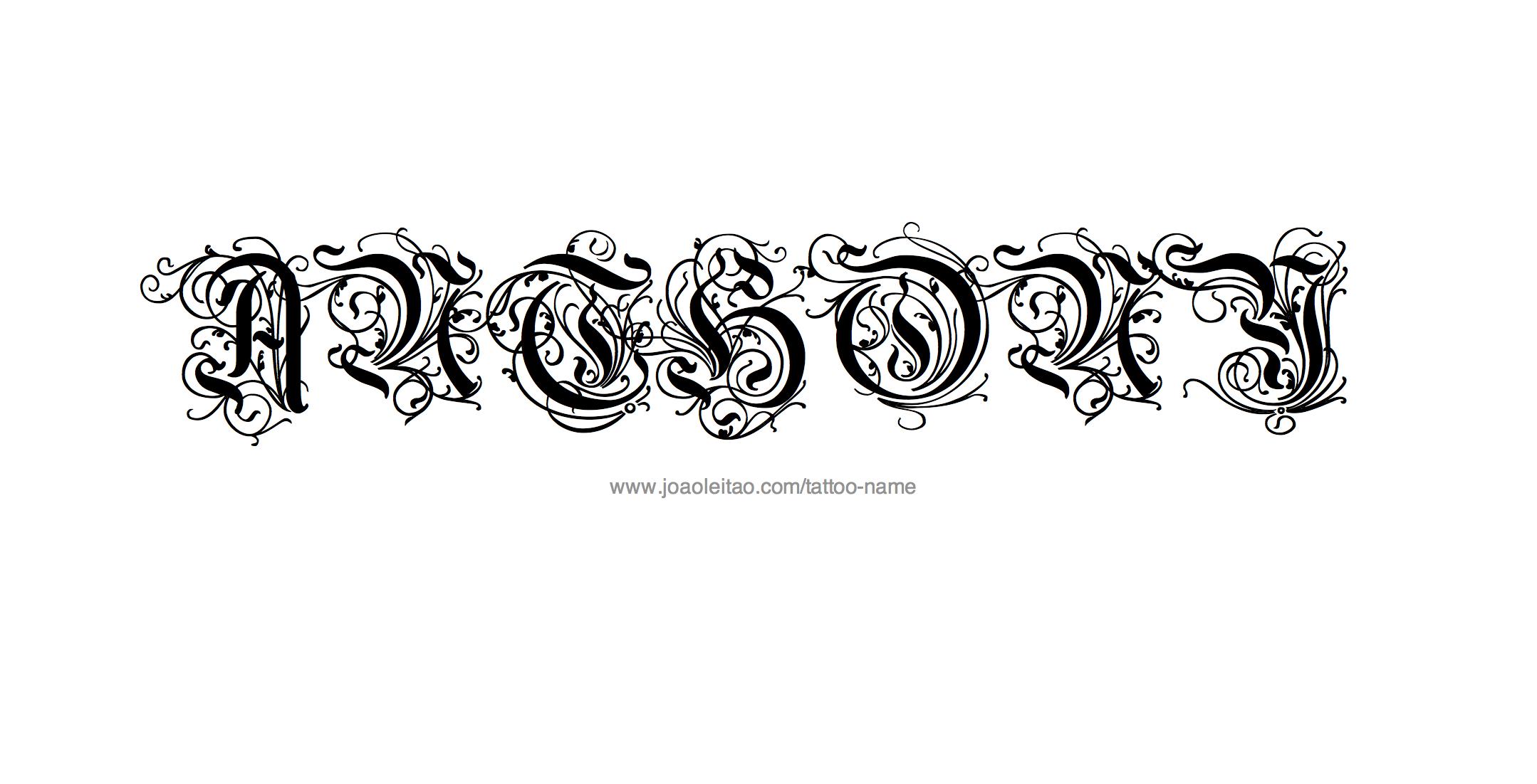Anthony Name Tattoo Designs   Name tattoo designs, Name tattoos ...
