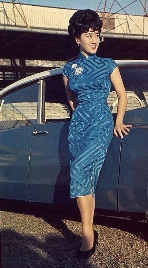Pin By Hellodixon On Hong Kong  Fashion Dresses, Vintage -3732