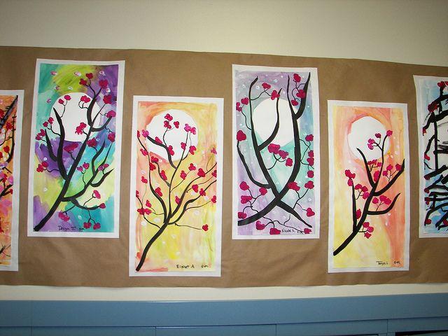 103 4334 kunstunterricht zeichnen ideen und schule for Raumgestaltung yoga