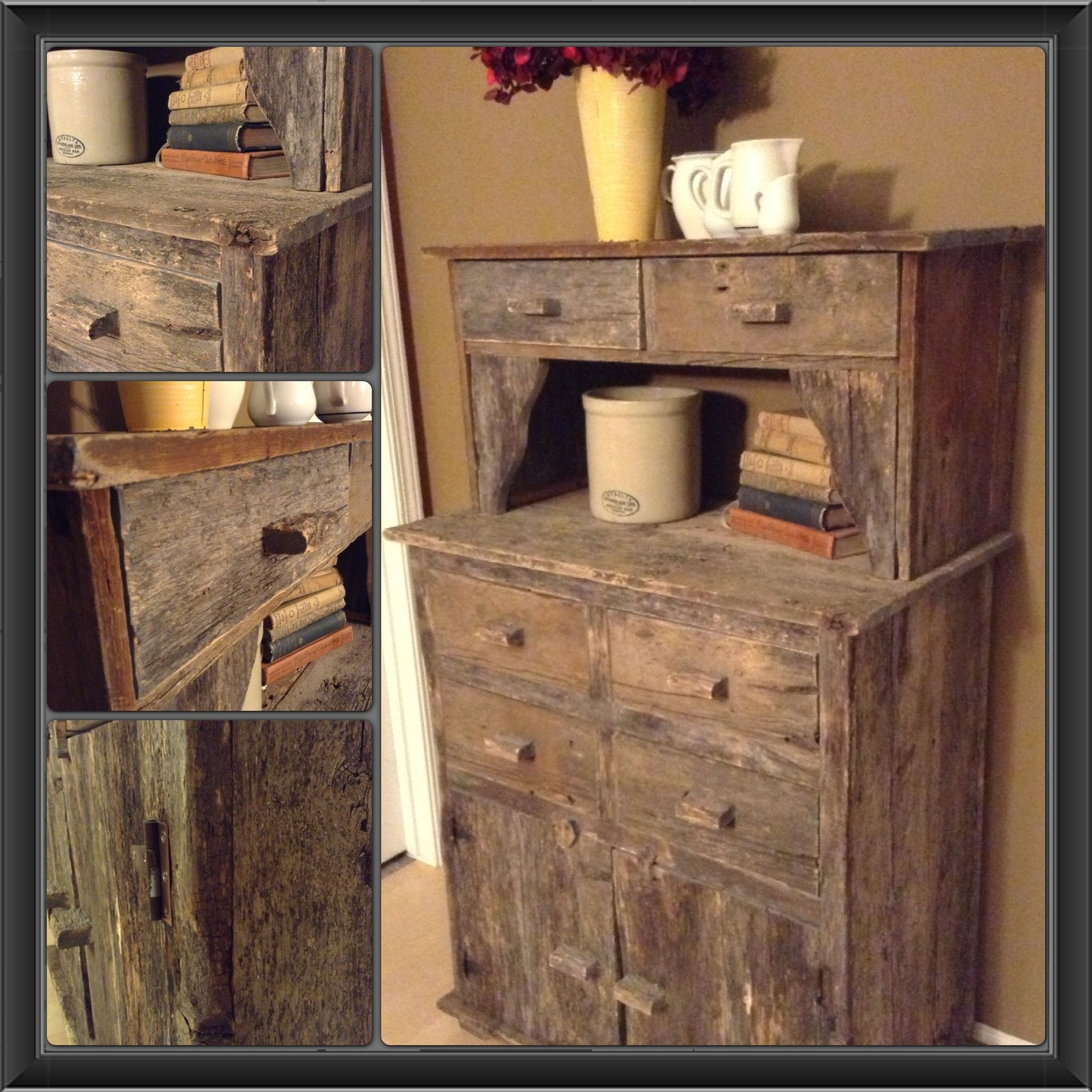 Rustic and stunning! Www.facebook.com/countrystarcreations