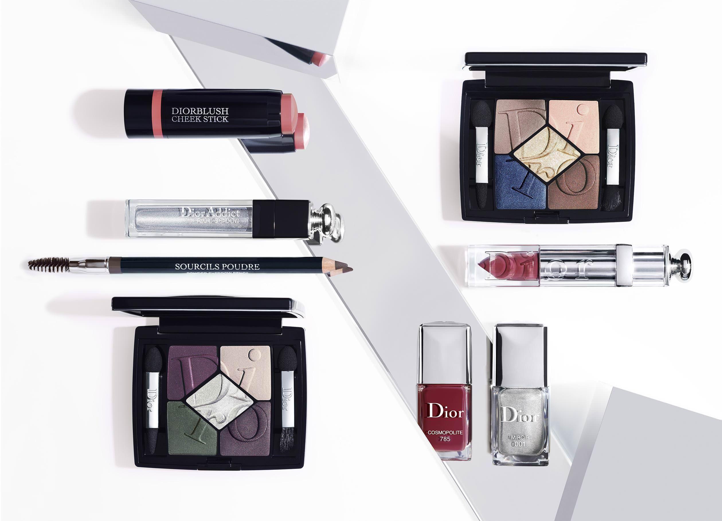 Cosmopolite dior fall makeup collection