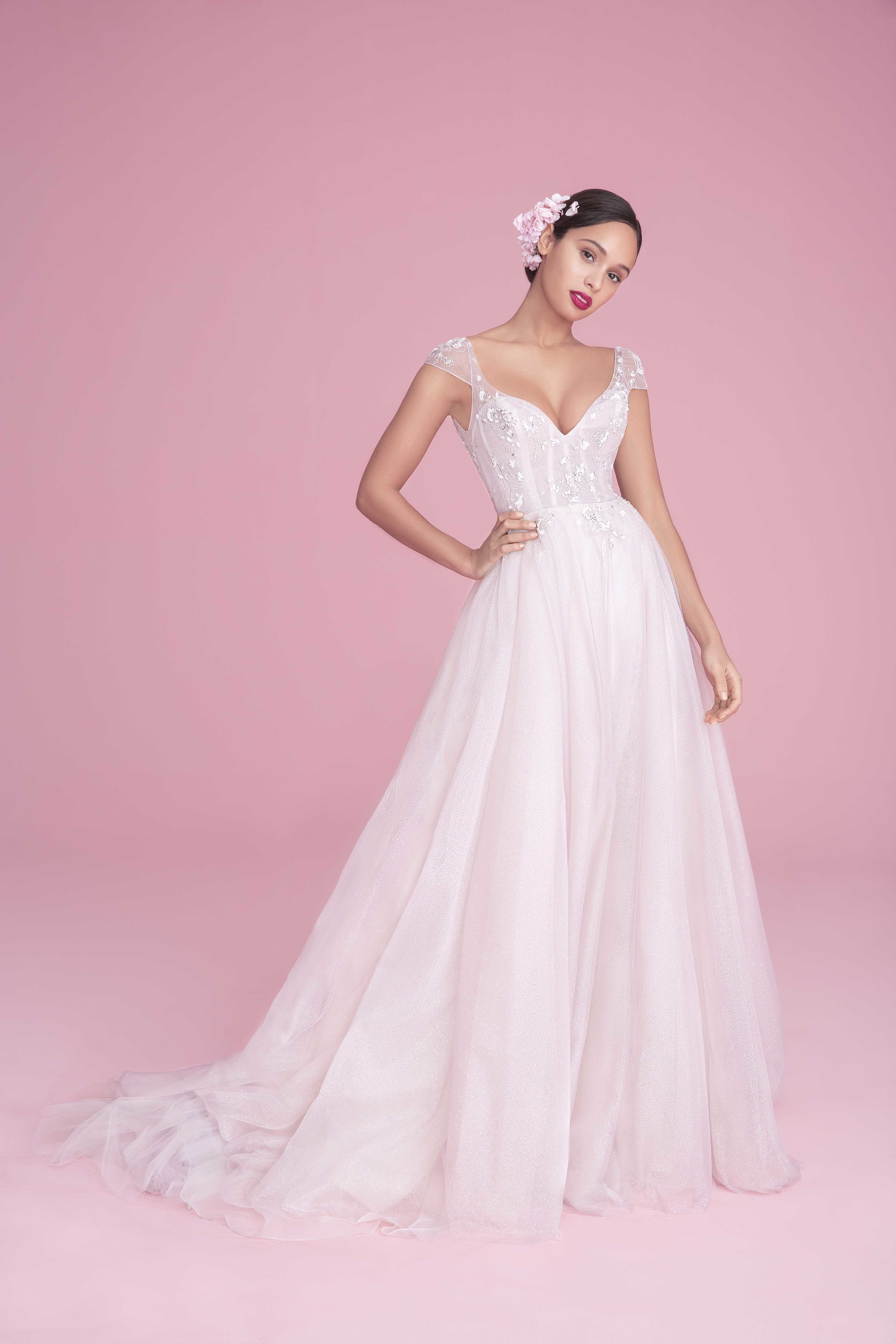 Blush by Hayley Paige Bridal & Wedding Dress Collection Spring 2019 ...