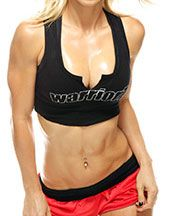Bodybuilding.com - Tight Abs In 10 Minutes: Zuzka Light's High-Intensity Core  Workout Video