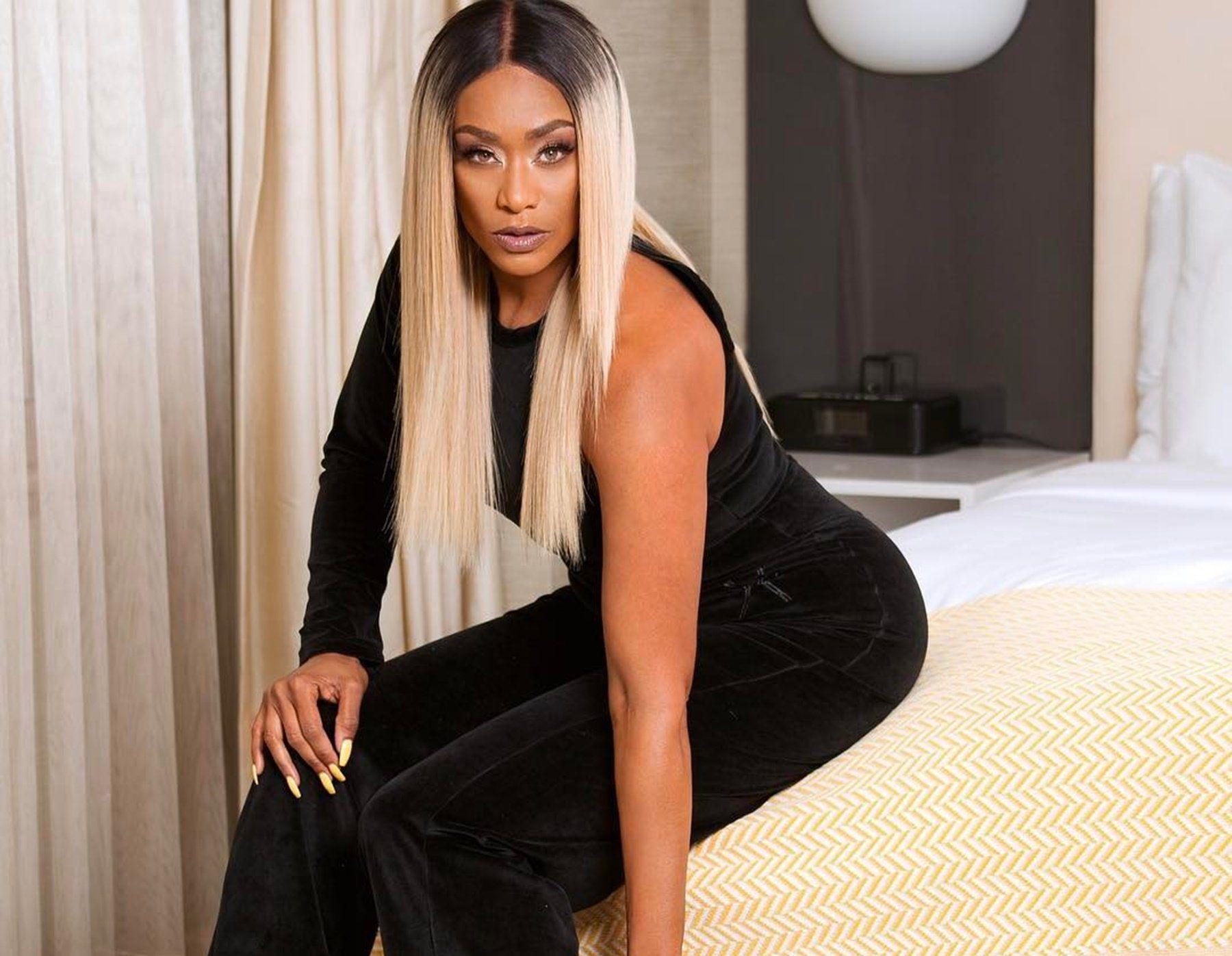 Tami Roman Is Returning To Basketball Wives And Goes After Kim Kardashian Raunchy Photos On The Bonnet Chronicles Basketball Wives Celebrities Kim Kardashian