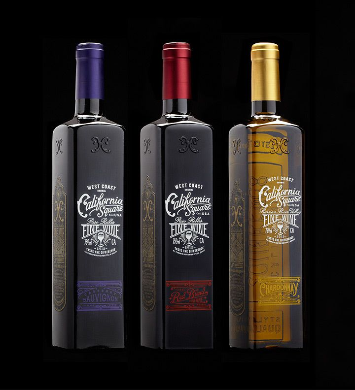 22 Brilliant Wine Bottle Designs |Wine Bottle Graphic Design