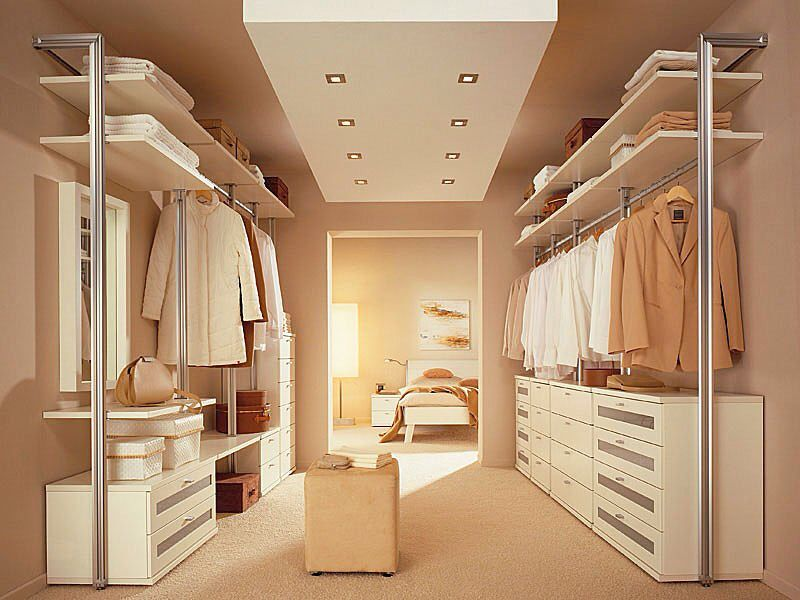 17 Beautiful Open Closet Designs For Sophisticated Home Closet