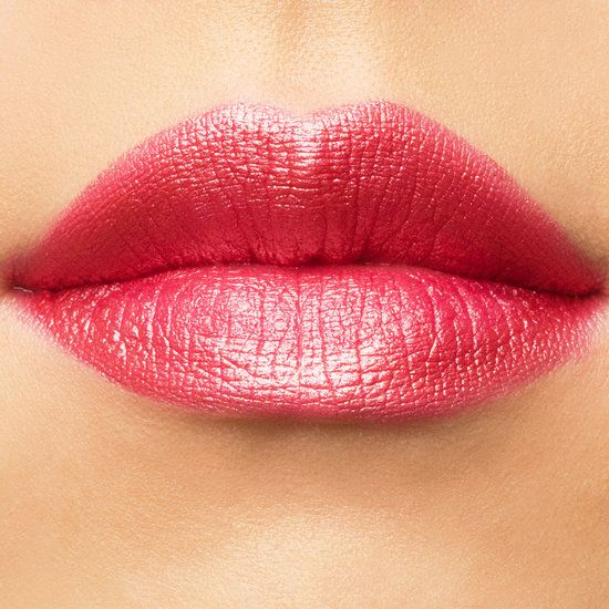 Jeffree Star Velour Liquid Lipstick Candyass swatch on fair, light complexion.