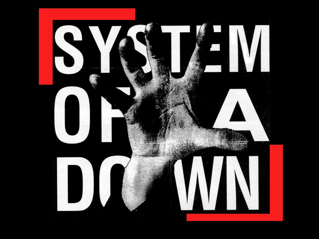 System Of A Down System Of A Down System Of A Down Rock In