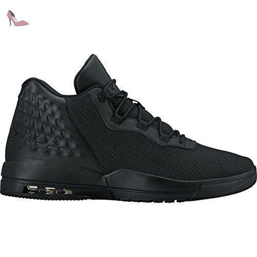 best service 04774 2971a noirnoir Chaussons Nike Chaussures homme montants noir wI1Tdq
