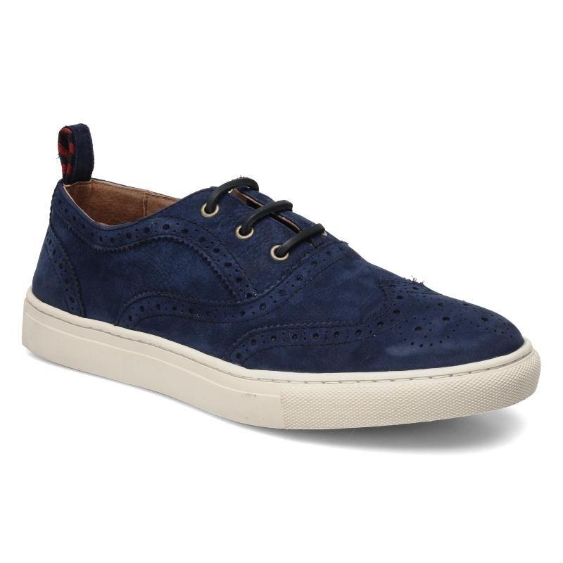 1d9ca06d506d Chaussures à lacets Polo Ralph Lauren Jarrod wing tip pour Homme ...