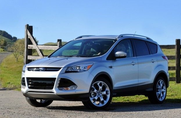 2014 Ford Escape Owners Manual Ford