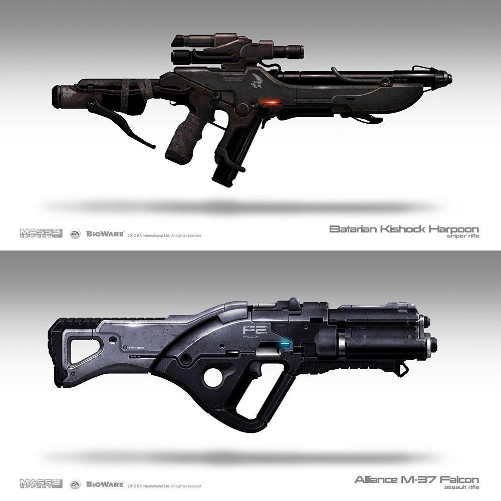 Future Weapon Concepts