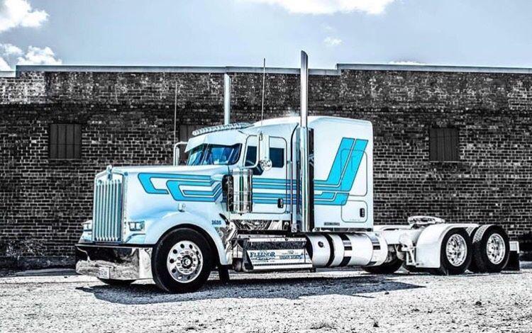 Badass kenworth | Semi crazy | Big rig trucks, Kenworth trucks, Trucks