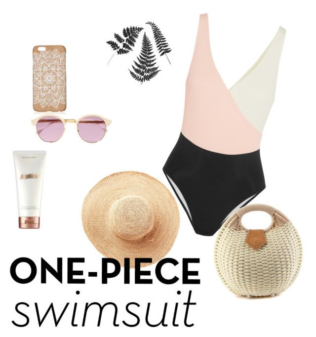 """One Piece  Swinsuit (L. #13)"" by juliettemeunier on Polyvore featuring Toast, Sheriff&Cherry, Solid & Striped, La Mer, stylishcurves and plussizeswimsuit"