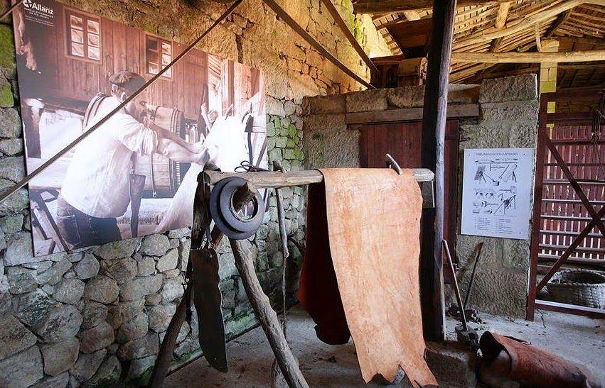Resultado de imagen de museo do coiro