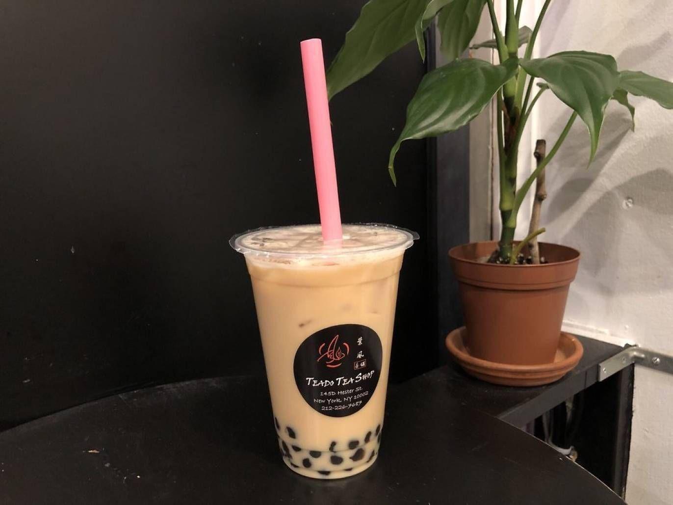 The Best Bubble Tea Spots In Nyc Bubble Tea Bubble Tea Flavors Bubble Tea Shop