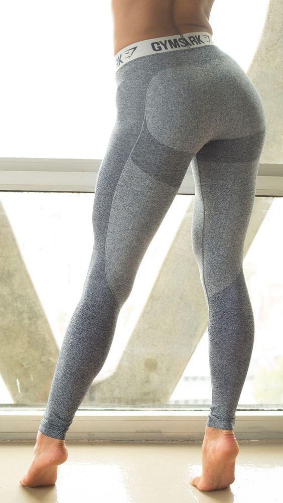 Die figurbetonten und figurbetonten Gymshark Flex Leggings vereinen … - Outfit.GQ #howtowear
