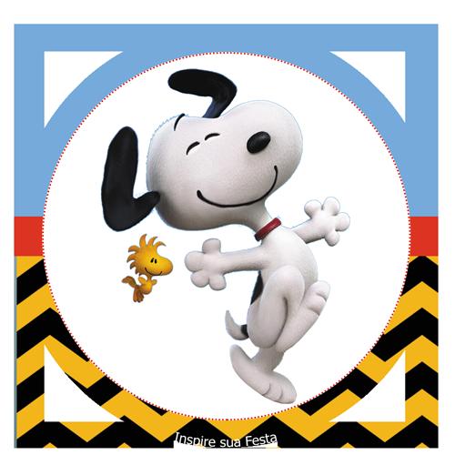 Snoopy – Kit Festa Grátis – Inspire sua Festa ®   Party (Snoopy ...