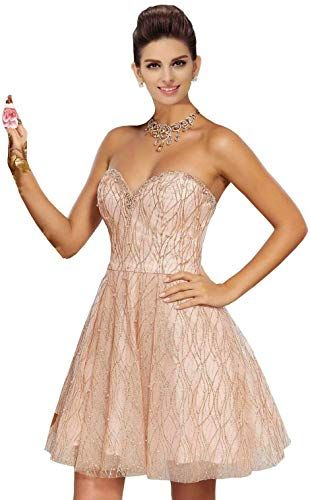 New Off The Shoulder Homecoming Dresses A-line Pearls Sequined Tulle Graduation Dress College Available 2019 online shopping - Top10Ideas #graduationdresscollege