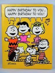 Resultado de imagen para feliz cumpleaños amiga con snoopy