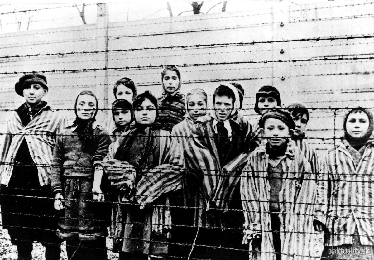 Fotogaléria 6/23 - Pred sedemdesiatimi rokmi oslobodili vojaci Červenej armády koncentračný a vyhladzovací tábor Auschwitz, v ktorom našlo smrť viac ako milión ľudí.