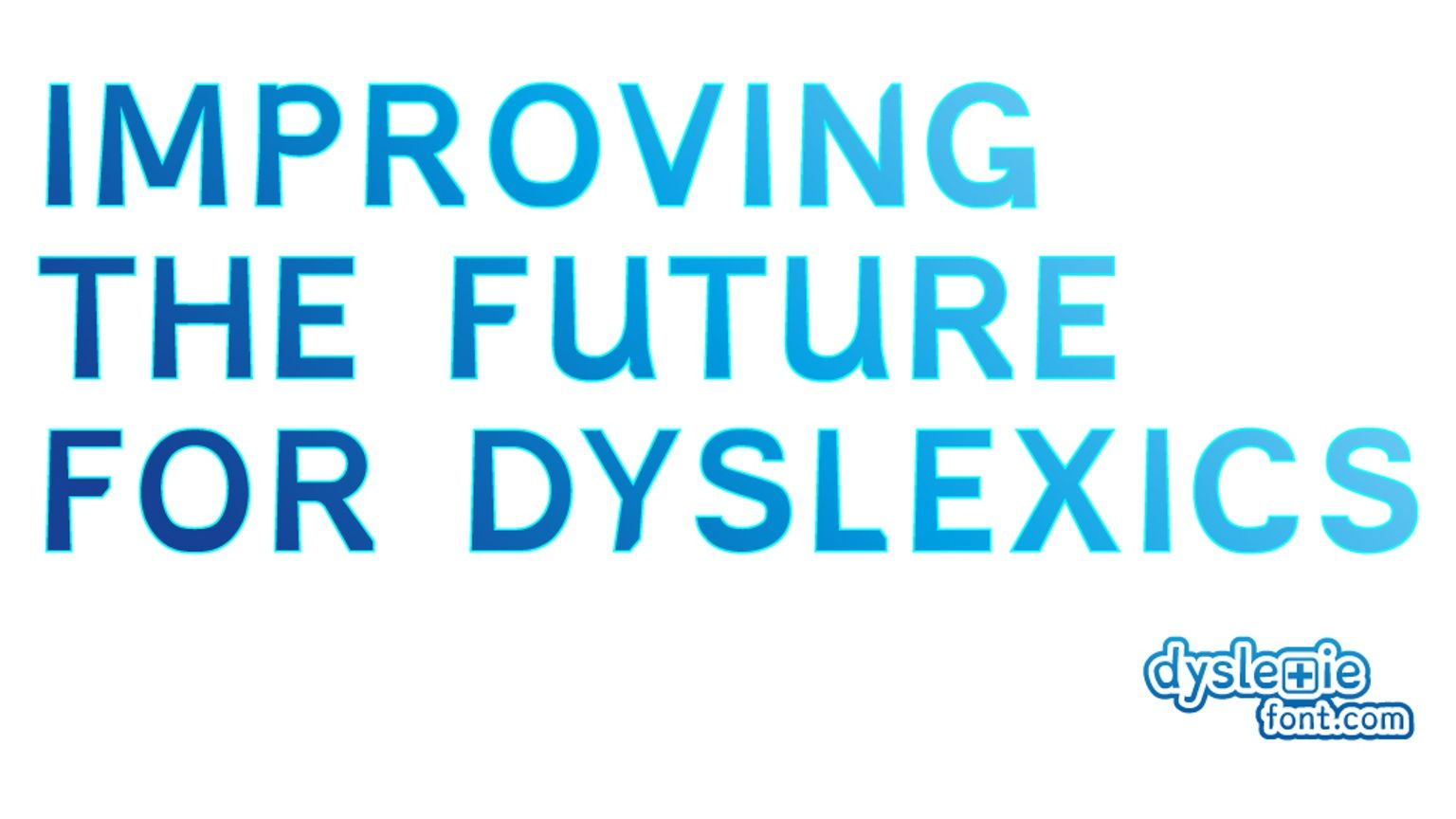 Dyslexie Font makes reading more accessible. Now, introducing 3 new ...