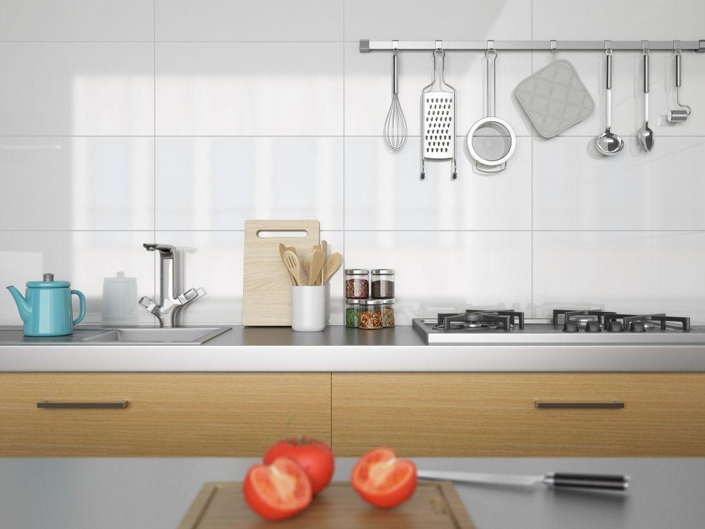 Azulejo Para Cocina Minimalista