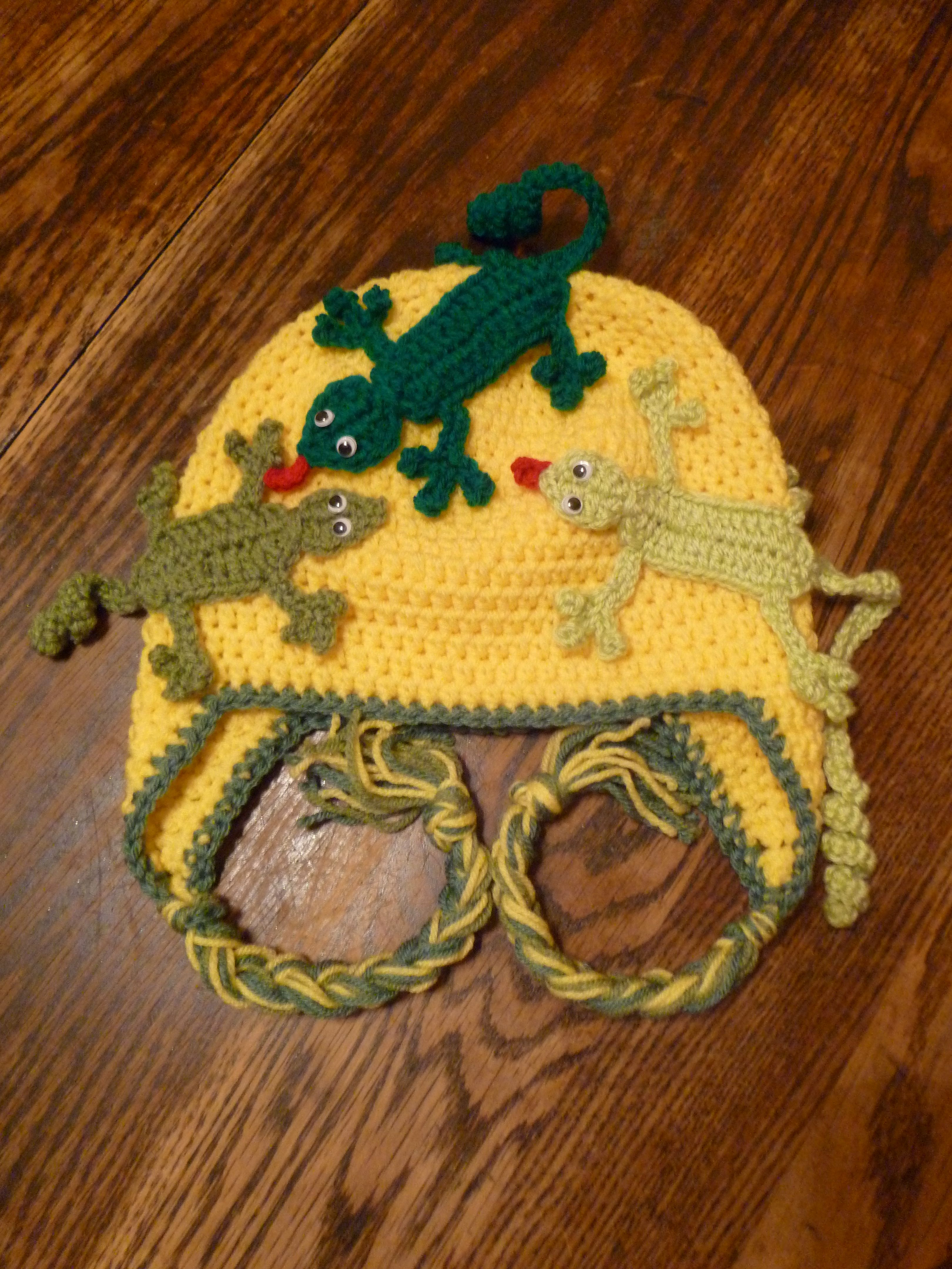 Lizard hat crochet for kids pinterest lizards crochet and lizard hat bankloansurffo Images