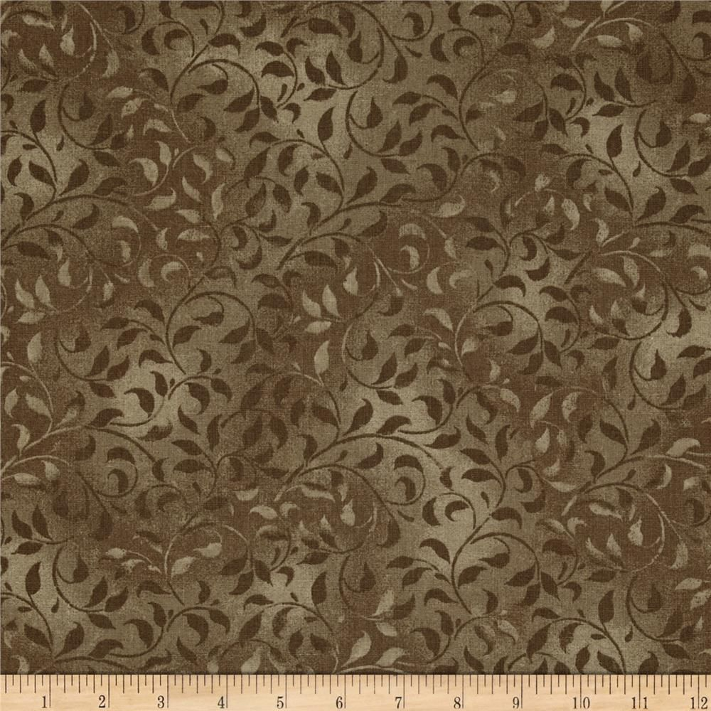 """Climbing Vine 108"""" Wide Back Medium Brown From"""