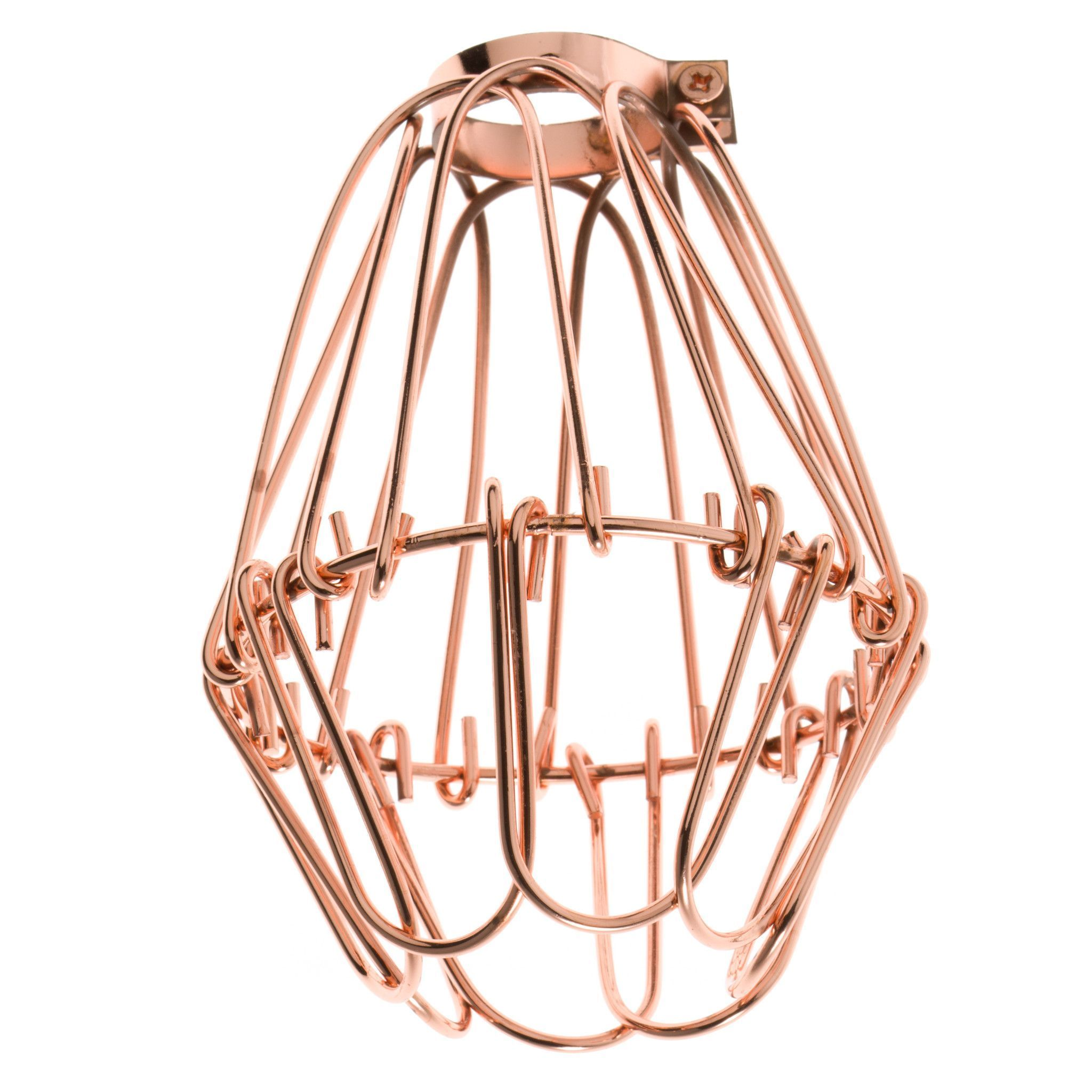 Industrial Wire Cage - Polished Copper | Wire, Products and Copper ...