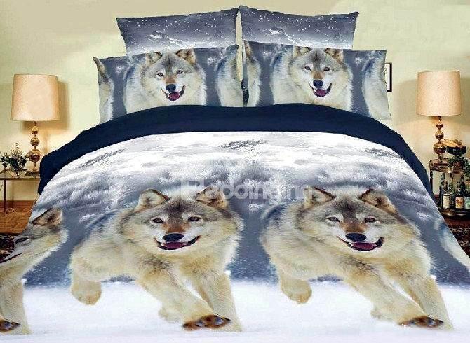 Wolf Bed Set Love It Bed Sets Pinterest Bed Sets