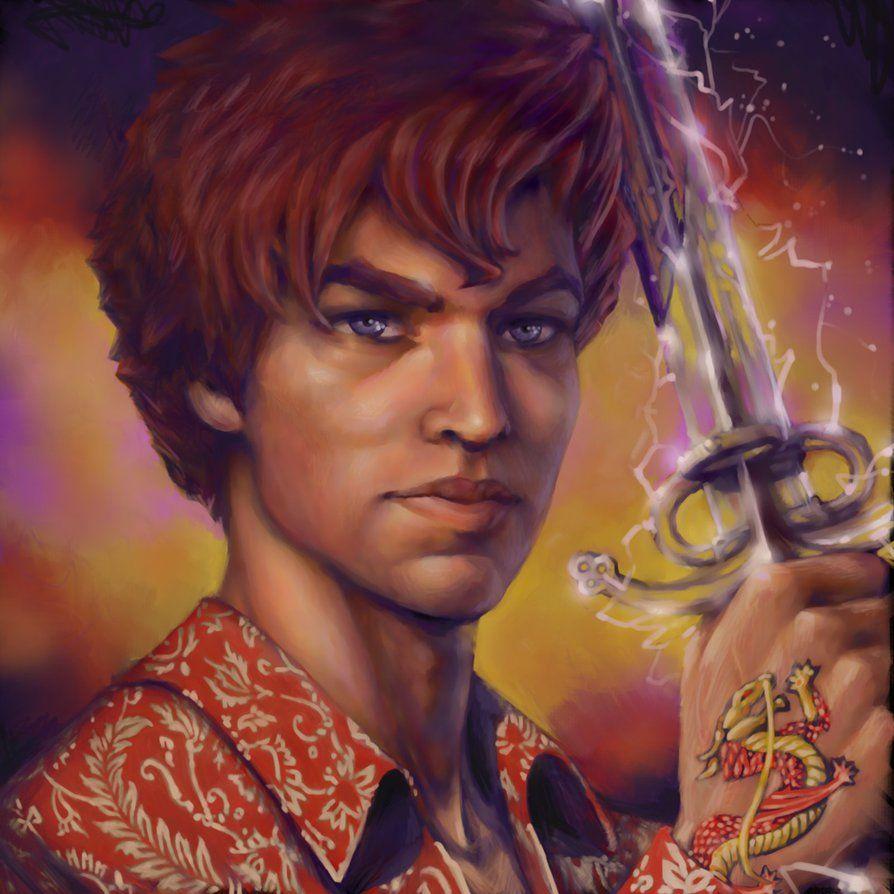 Rand Al'Thor - The Lord Dragon by 0XDynamicX0.deviantart.com on @DeviantArt