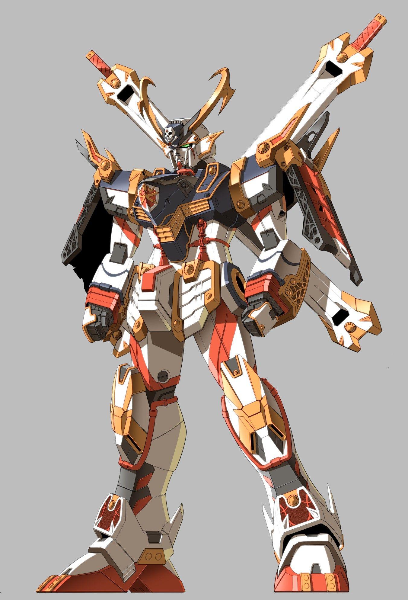 Musha Crossbone X-1