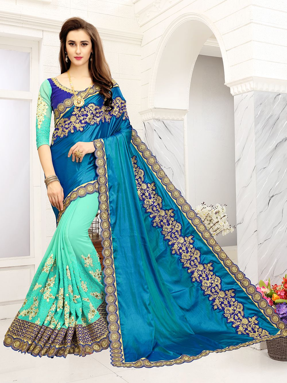 5d4e218647 Shop Amazon Sarees Below Rs.500 #amazon #saree #women #ethnicwear #coupon  #offer
