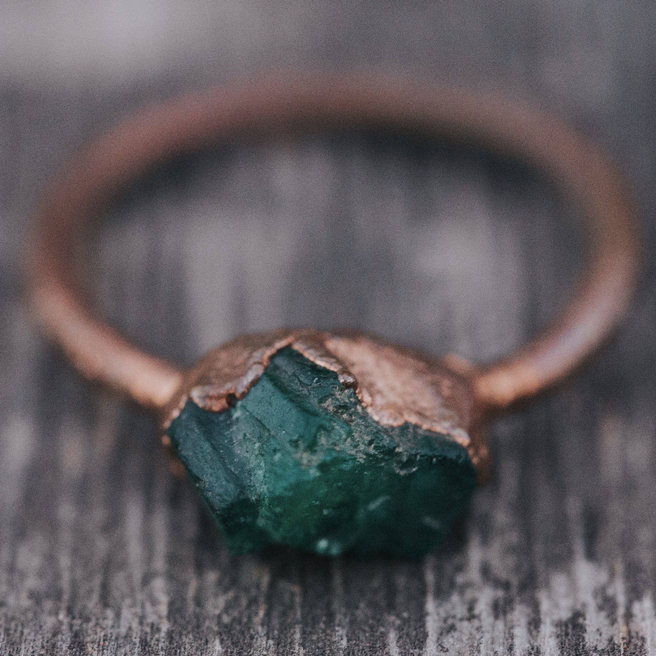 Formed with the most captivating shades of green, emeralds are known as the gem of unconditional love.
