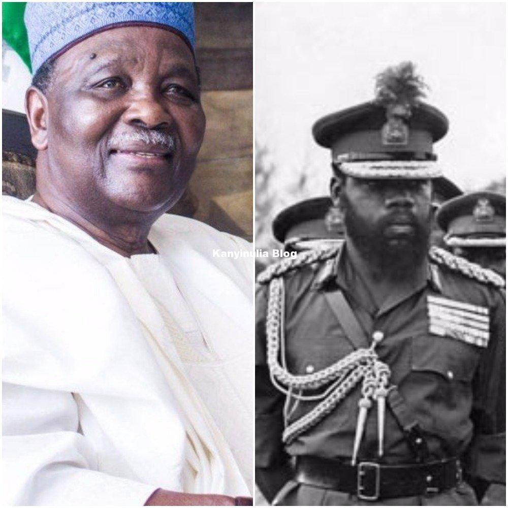 What Gowon said about Nigerias unity Igbos Ojukwu [VIDEO