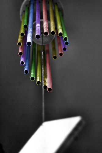 Colored Chimes