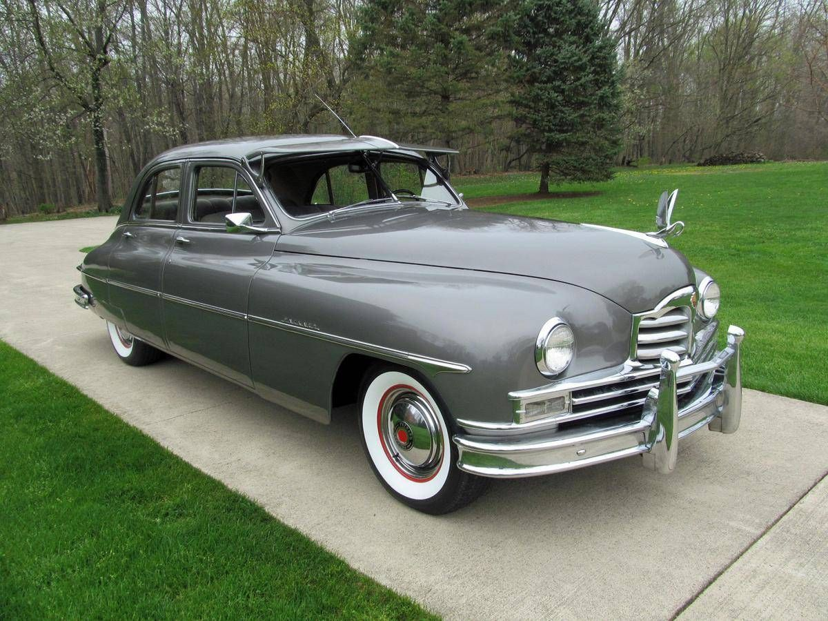 1949 Packard Super 8 Sedan With OVERDRIVE for sale #1829834 ...