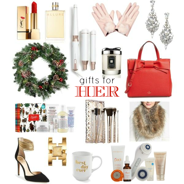The Cly Woman Holiday Gift Guide Gifts For Her All