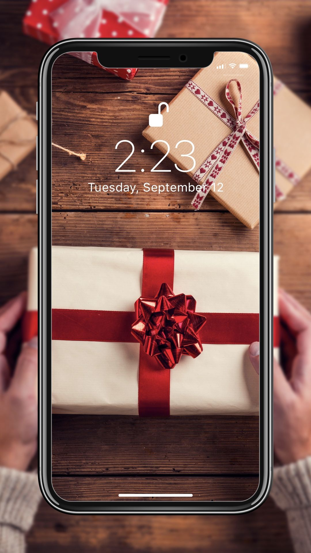 Holiday wallpaper for your iPhone 8 Plus from Everpix🎁 #wallpapers #christmas #christmaswallpaper #sfondi #papeisdeparede #christmasbackground
