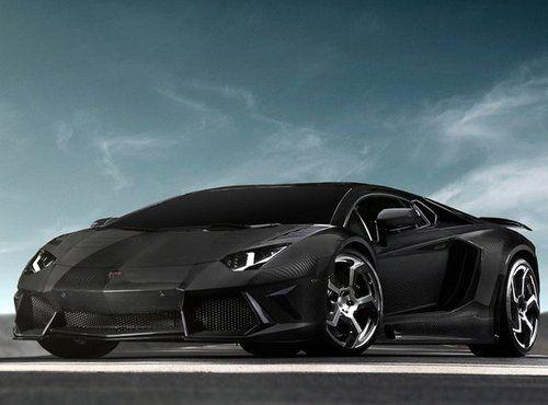 Mansory x Lamborghini Aventador LP700-4 Carbonado