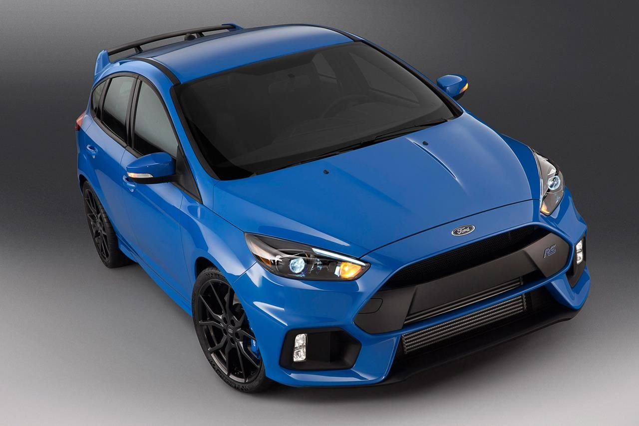 Ford focus rs in north america