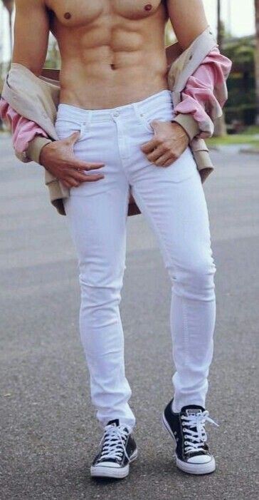 Pin on Boys in Skinny Jeans