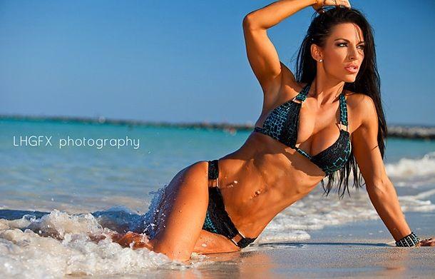 WBFF Fitness Pro and Bikini Model Mandy White Talks With ...