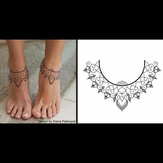 50 Glorious Foot And Ankle Tattoo Ideas That Are Truly Inspiring Tattoo Designs Foot Chic Tattoo Ankle Tattoo Designs