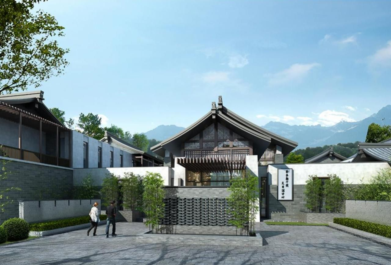 Tianmu Lake Ahn Luh Boutique Resort Archilier