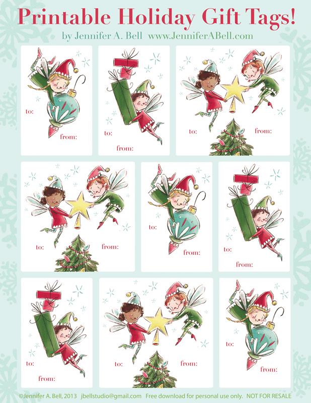 Tiernas etiquetas para Navidad, para Imprimir Gratis. | クリスマス ...