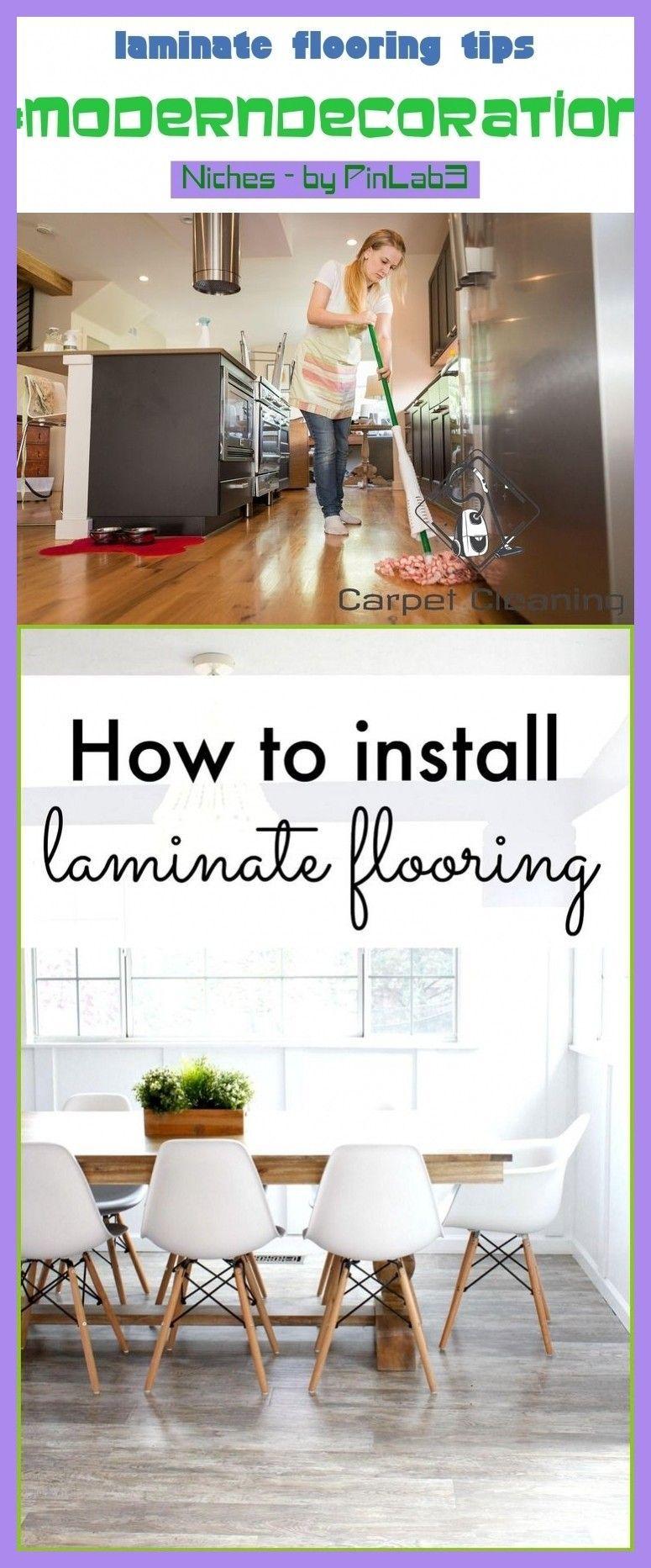 Laminate flooring tips #moderndecoration #home. laminate ...